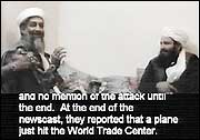 Osama bin Laden video