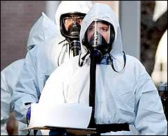 Scientists vs. terrorism