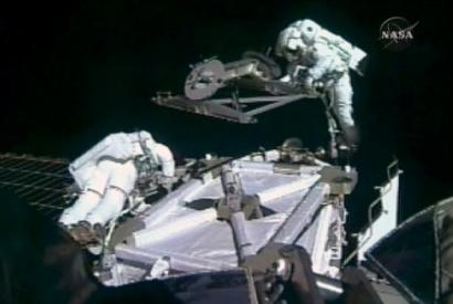 Spacewalking - Once was a big deal, now nobody cares