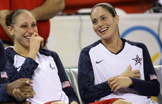 Is WNBA Guard Diana Taurasi a Lesbian? - LiveAbout